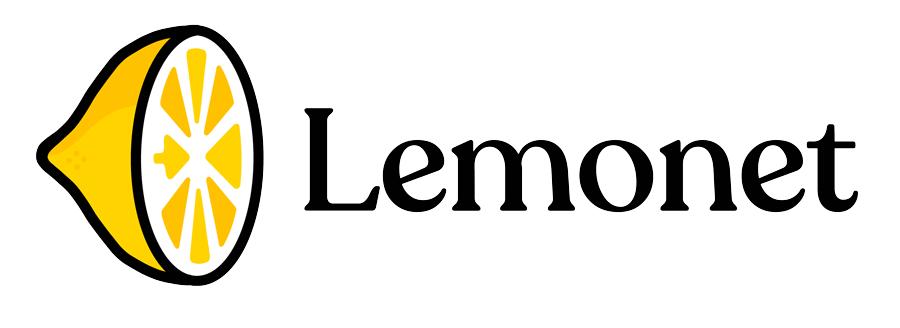 Logo Lemonet con testo