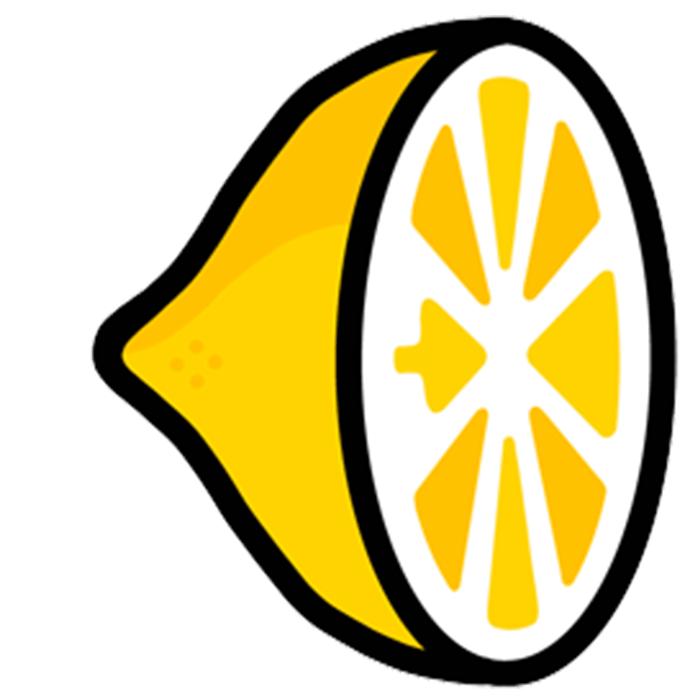 Logo Lemonet senza testo orizzontale grande